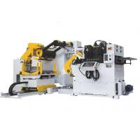 1000mm Brass Sheet Decoiler Feeder Machine For Electron And Electrical Appliance Industry