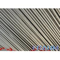 Quality Nickel Alloy Tubing ASTM B622 Alloy X / UNS N06002 Nickel Alloy Seamless Pipe for sale