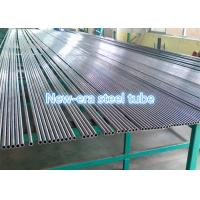 Quality DIN Hollow Metal Tube , NBK Non - Oxidation Heat Treatment Natural Gas Pipe for sale