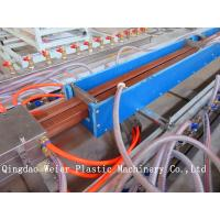 Quality Single / Double Screw Wpc Profile Extrusion Line With CE Certificate 380V 50HZ for sale