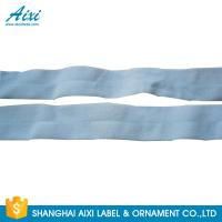 Buy cheap Customized Underwear Binding Tapes Decorative Colored Fold Over from wholesalers