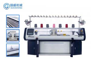 Quality 52 Inch 10G Sweater Flat Knitting Machine Double System for sale