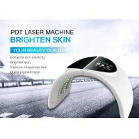 China Foldable 7 Color Led Masks Pdt Light Therapy Facial Beauty Machine For Wrinkle Removal on sale
