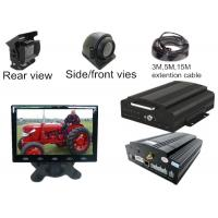 Quality Agriculture vehicle 4 Camera Car DVR 360 Degree Rear View For Farmer for sale