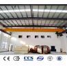 Buy cheap 10 Ton Wireless Remote Control Single Girder Bridge Crane For Steel Mill Single from wholesalers