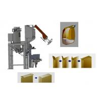 PVPE Pneumatic Auto Packaging Machine For Filling Powder Into Valve Bags