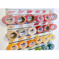 Quality Colored Mt Masking Tape With Trendy DIY Decorative Patterns for sale
