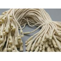 China Bags Toys Store Security Tags , Safety Seal Plastics Cord Tag Fastener Fancy on sale