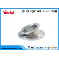 Quality B36.19 Class 1500 Duplex Stainless Steel Flanges ASTM UNS32760 Lap Joint Flange for sale