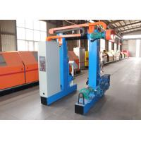 Quality Steel Tape Cable Rewinding Machine , Low Noise Coil Rewinding Machine for sale