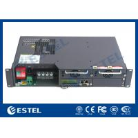 China 90A Outdoor Cabinet Telecom Rectifier System , DC Rectifier System With Output Short Circuit Protection on sale