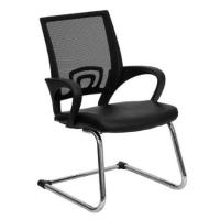 Quality Black Mesh Back China Conference Chair for sale