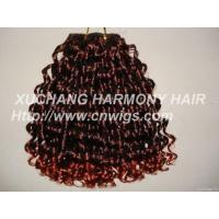 Quality Synthetic Hair Weave for sale