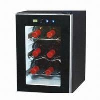 Quality Thermoelectric Refrigerator with 6 Bottles Storage and 20L Capacity for sale