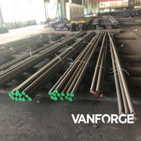 China Hot Rolled Ocean Anchor Chain Hot Rolled Steel Round Bar High Tensile Strength on sale