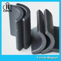 Buy Y30 Grade Permanent Ferrite Arc Magnet For DC Motor Multipurpose Use at wholesale prices