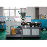 Buy cheap Durable Electric Wire Plastic Pipe Extrusion Machine GB Standard 12 Months from wholesalers
