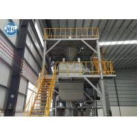 Quality Efficient Tile Adhesive Dry Mortar Mixing Equipment 12t/H 6t Weight CE Certification for sale