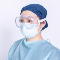 Quality CE FDA Fog Proof Safety Glasses for sale