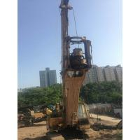 Buy cheap used hitachi pilling rig Th55 made in japan from wholesalers