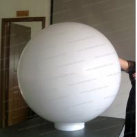 Quality BA(56) diameter 40inch large hollow ball for sale