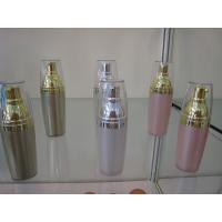 Quality empty 15ml  30ml  50ml  cosmetic  airless  Bottle Packaging for sale