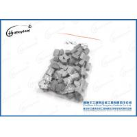 Buy cheap Tungsten Carbide Drill Tips for Making Chisel and X-shaped Tungsten Carbide from wholesalers