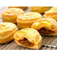 Siemens Touch Screen Puff Pastry Making Machine Easy Clean With Folding Accessories
