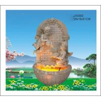 China home and house decoration,polyresin fountain on sale
