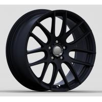 Quality 20x9 Custom Black Wheels Flow Forming Rims for Sale Light Weight for sale