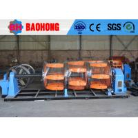 Quality Sun / Planetary Stranding Machine , Cable Laying Equipment Back Twist for sale
