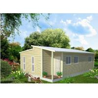 China Construction Prefab Bungalow Homes  on sale