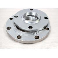 Quality Silver Color Duplex Stainless Steel Flanges 2205 / Weld Neck Flange ANSI B16.5 for sale