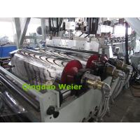 Quality High Performance Transparent Pet Sheet Production Line Thickness 0.12mm - 5mm for sale