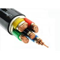 Quality Cu - Conductor 5 Core Heat Resistant Cable, LSZH Power Cables Unarmoured for sale