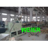 Quality PE / PP / PVC And WPC Door Board Production Line , WPC Extrusion Machine for sale