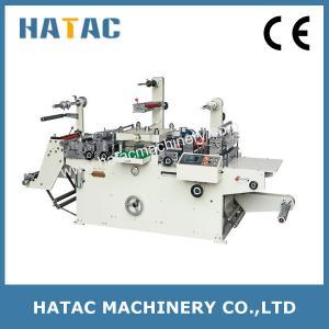 China Mask Non-woven Fabric Die Cutting Machine Perforation Machine,Computer Paper Punching Machine,Metal Embossing Machine on sale