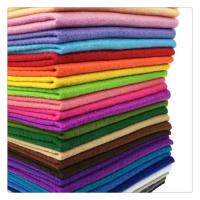 China recycled felt for carpet bulk buy from China,  customized thick felt material on sale