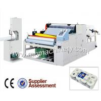 Quality Semi Automatic Toilet Paper Roll Machine for sale