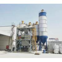 Quality 10 - 30T Per Hour Dry Mortar Equipment Electric Mortar Mixer Steel Material for sale