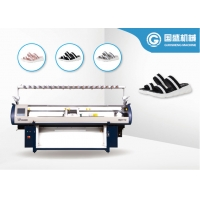 Quality Woman Sandals Computerized Flat Bed Knitting Machine for sale