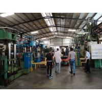 Buy cheap Screw Feeding 300 T Rubber Hoses Injection Machine Plate Size 700*700mm from wholesalers