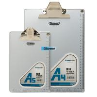 Quality Aluminium Edging  Silver Personalize  Plastic Clip Board Smooth for sale