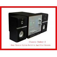 Quality Home Theatre System Build-in Amplifier Karaoke (Classic Number 5) for sale