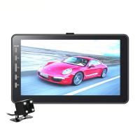 Quality 7 inch Android truck gps navigation dashboard camera reverse camera dvr system for sale