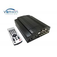 "Quality 2.5 "" Sata Hard Disk GPS Mobile DVR , 4 Channel Car Camera Recorder 2TB HDD for sale"