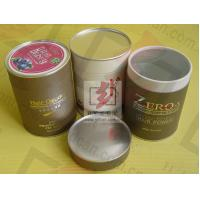 Buy cheap Gift Clothes Paper Cans Packaging Cylinder with Eco Friendly from Wholesalers