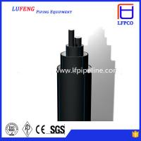 Quality ISO4427/AS/NZS4130 Water Supply HDPE Pipe PN 10 for sale
