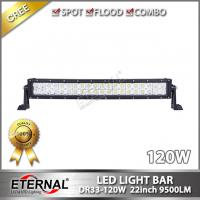 "Quality 13"" 72W-51"" 300W curved light bar for sale"