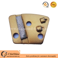 Buy cheap Sell Diamond grinding shoes diamond grinding segments for concrete floor from China professional manufacturers from wholesalers